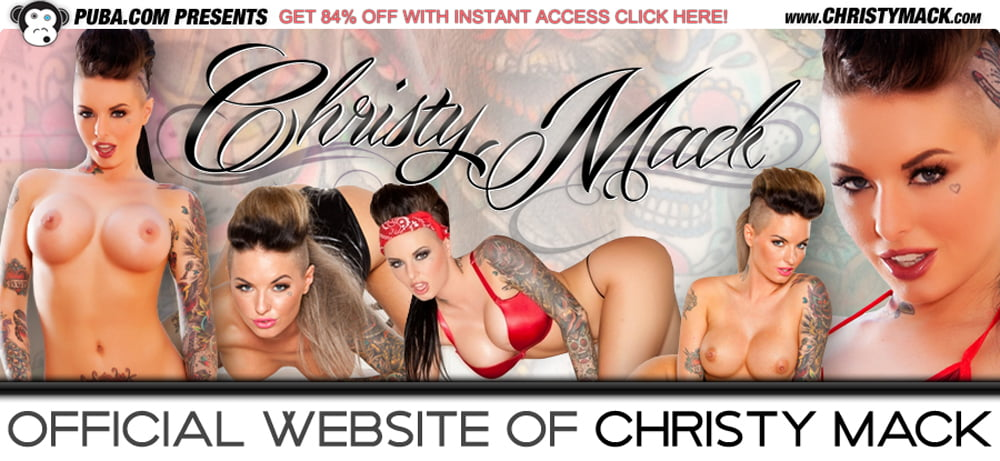 Save a massive 84% off with this discount to Christy Mack!